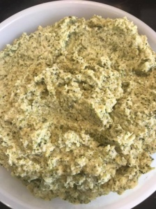 Broccoli-Mandel-Brotaufstrich